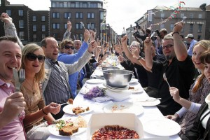 Street Feast returns to Ireland's streets on Sunday 15th June 2014