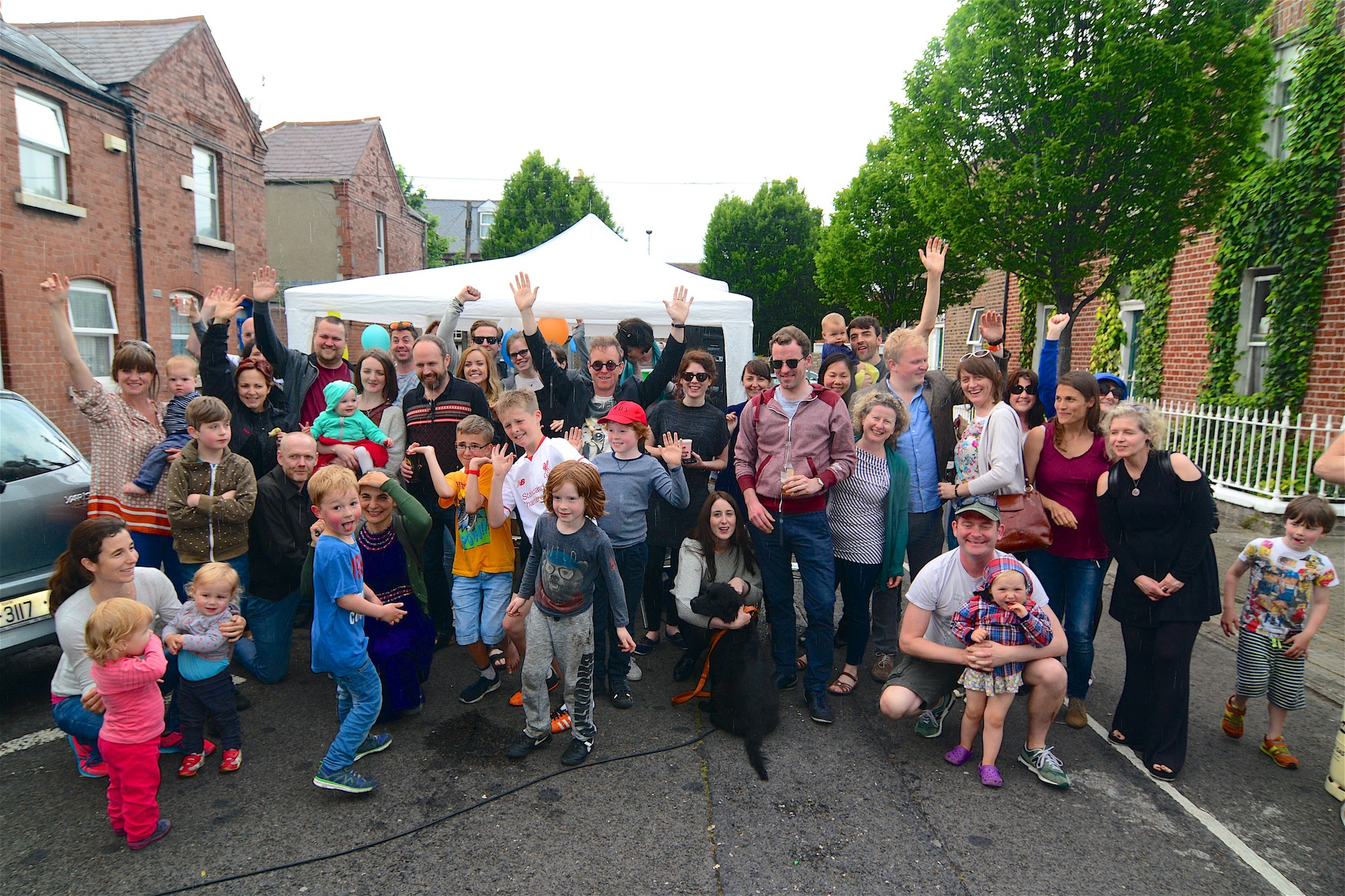 Lennox Place StreetFeast 2016
