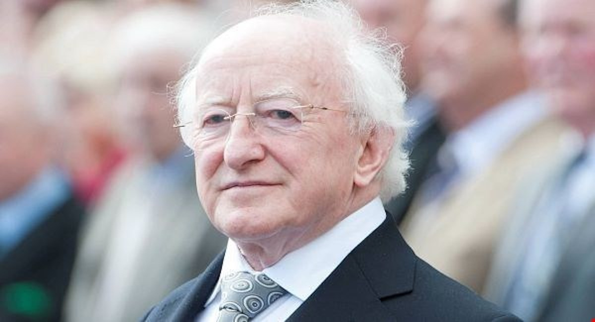 President Michael D Higgins announced as Patron of The ...