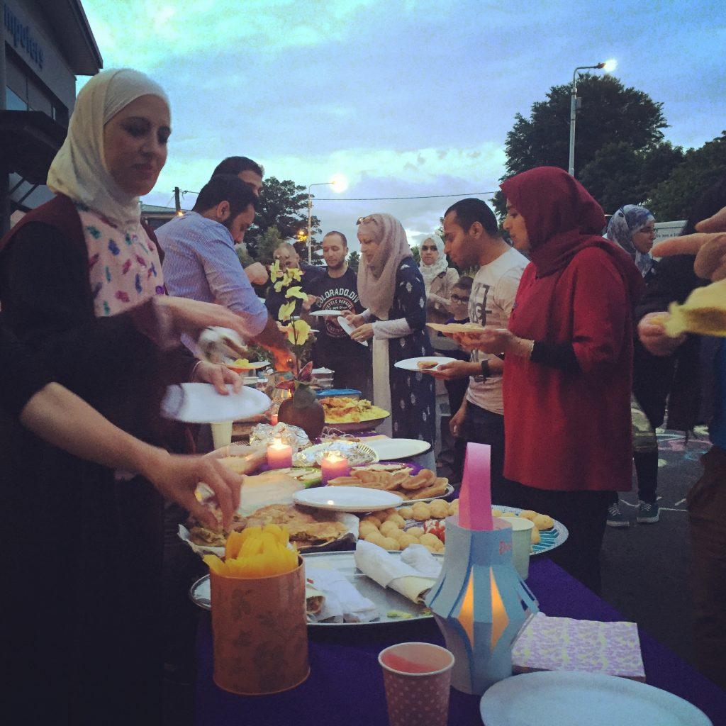 Iftar Street Feast, 2016