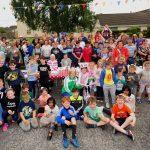 Joe Buckley's winning entry, Aidan Park Street Feast, Shannon, Co. Clare 2017